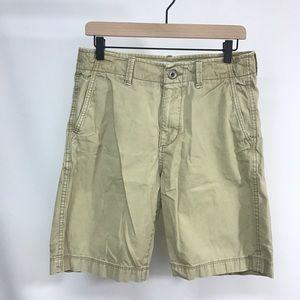 American Eagle Classic Khaki Shorts